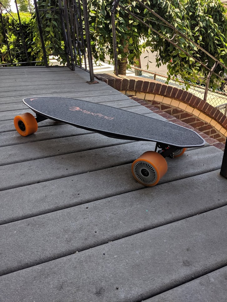 The MaxFind Max 2  Dual Review  Electric Skateboard HQ